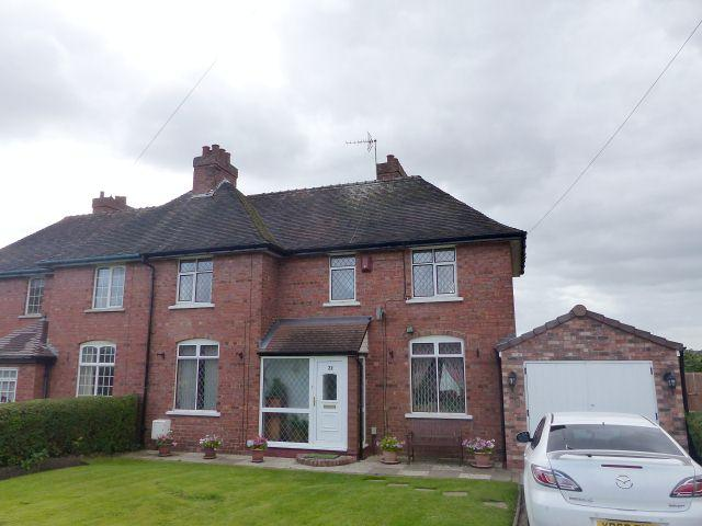 3 Bedrooms Semi Detached House for sale in Jones Lane,Burntwood,Staffordshire