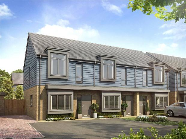 2 Bedrooms Terraced House for sale in Back Lane, Cambourne, Cambridgeshire