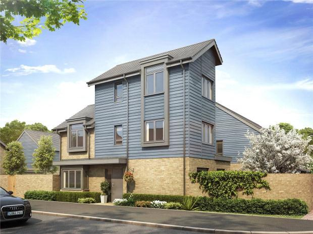 4 Bedrooms Detached House for sale in Back Lane, Cambourne, Cambridgeshire