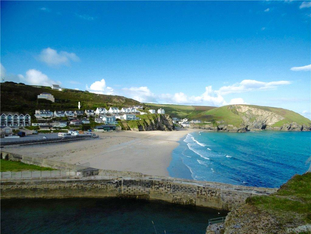 2 Bedrooms Detached House for sale in Gwyn Mergh, Battery Hill, Portreath, Cornwall