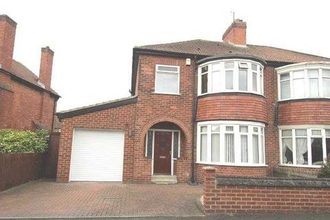 3 bedroom semi-detached house for sale - Cypress Crescent, Blyth