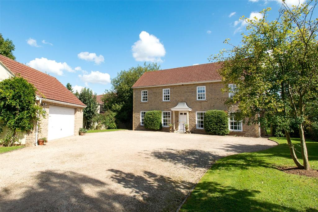 5 Bedrooms Detached House for sale in High Street, West Lydford, Somerton, Somerset