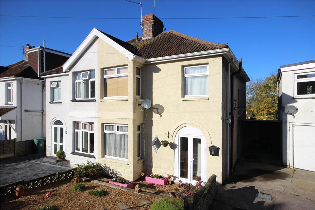 3 Bedrooms Semi Detached House for sale in Longford Avenue, Westbury-On-Trym, Bristol, BS10