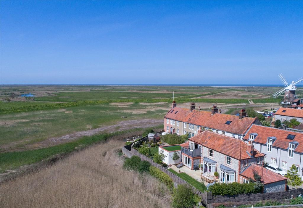 5 Bedrooms Detached House for sale in High Street, Cley, Holt, Norfolk, NR25