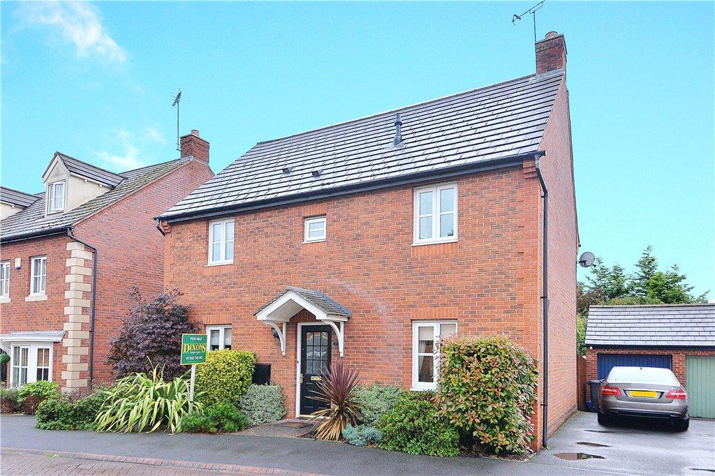4 Bedrooms Detached House for sale in Saxifrage Place, Kidderminster, DY10
