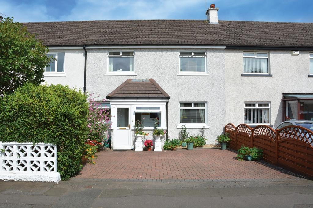 3 Bedrooms Terraced House for sale in 19 Torburn Avenue, Giffnock, G46 7QZ
