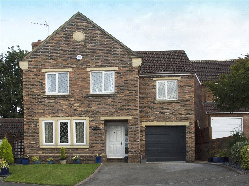 4 Bedrooms Detached House for sale in Spencer's Way, Harrogate, North Yorkshire
