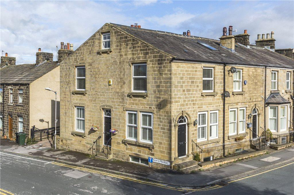 3 Bedrooms Unique Property for sale in Main Street, Burley in Wharfedale, Ilkley, West Yorkshire