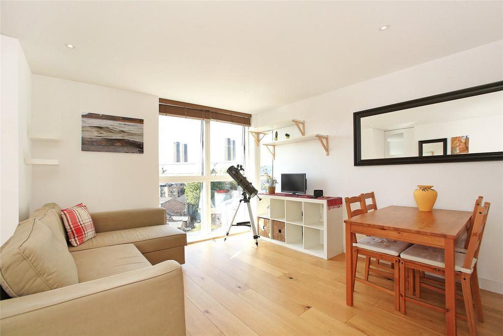 1 Bedroom Penthouse Flat for sale in Banning Street, Greenwich, London, SE10