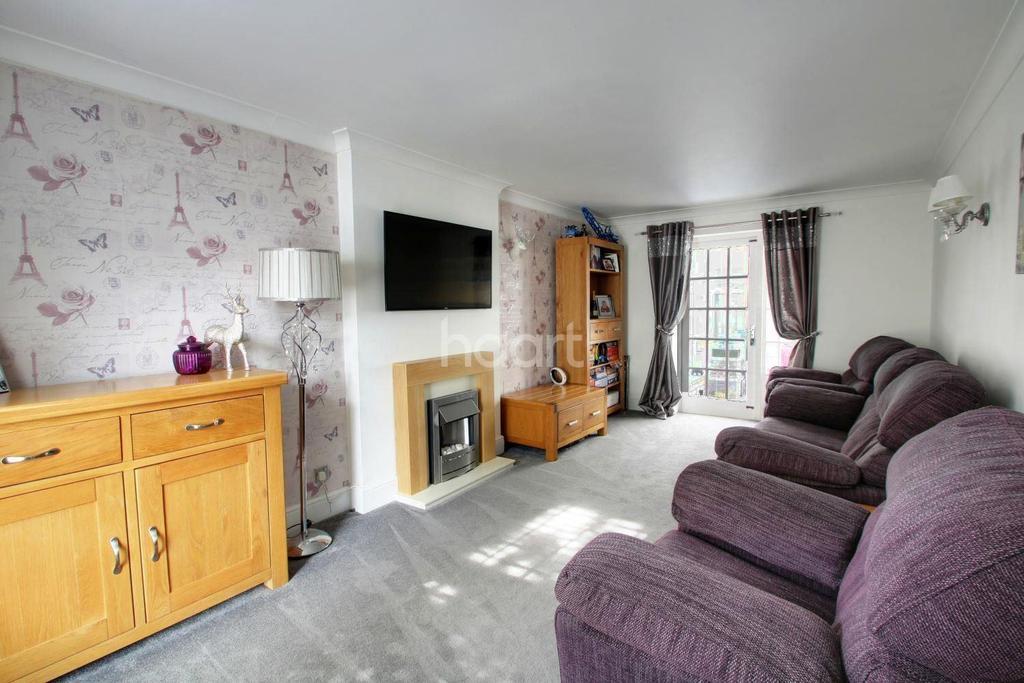 3 Bedrooms Terraced House for sale in Millfield, Singleton, Ashford, Kent