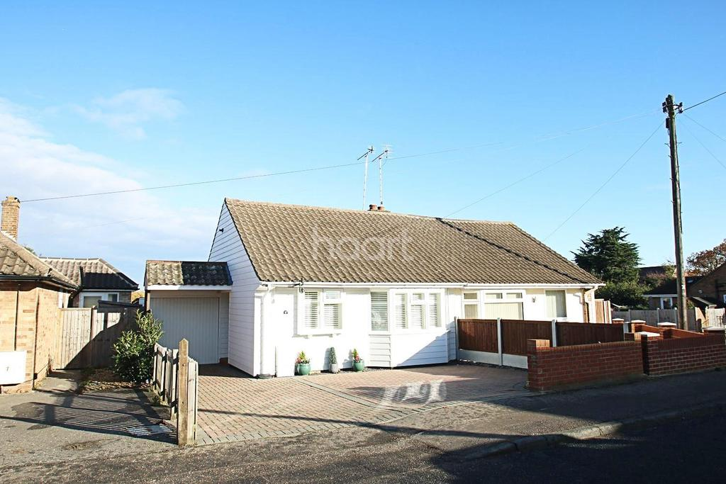 2 Bedrooms Bungalow for sale in Duffield Road, Chelmsford
