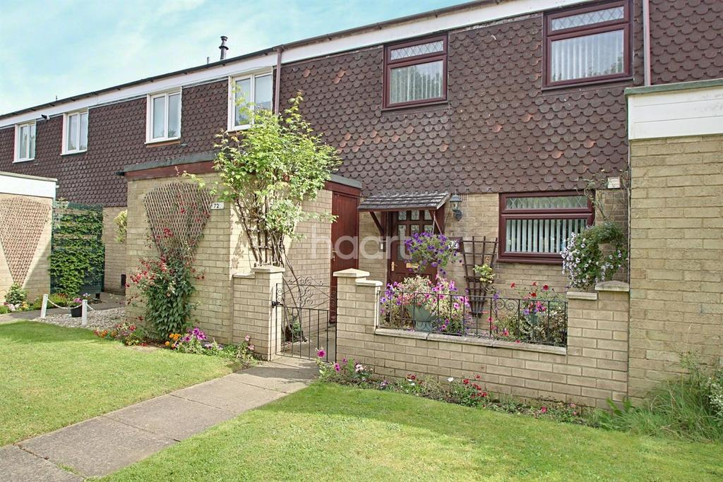 2 Bedrooms Terraced House for sale in Crowland Way, Cambridge
