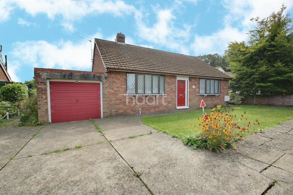 2 Bedrooms Bungalow for sale in Mooreland Drive, Great Barton
