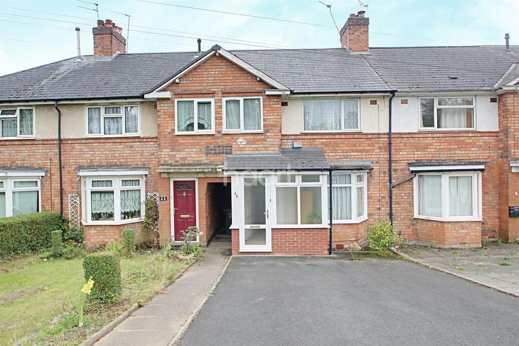 3 Bedrooms Terraced House for sale in Quinton Road, Harborne