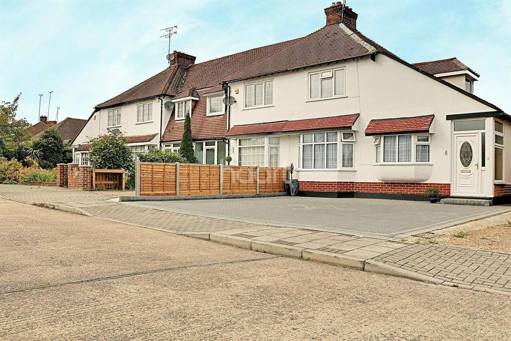 3 Bedrooms End Of Terrace House for sale in Pleasance Road, Orpington