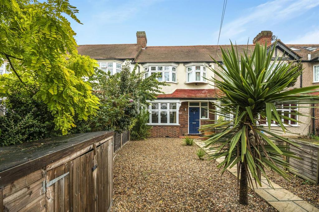 3 Bedrooms Terraced House for sale in Greenwood Close, Morden, Surrey, SM4