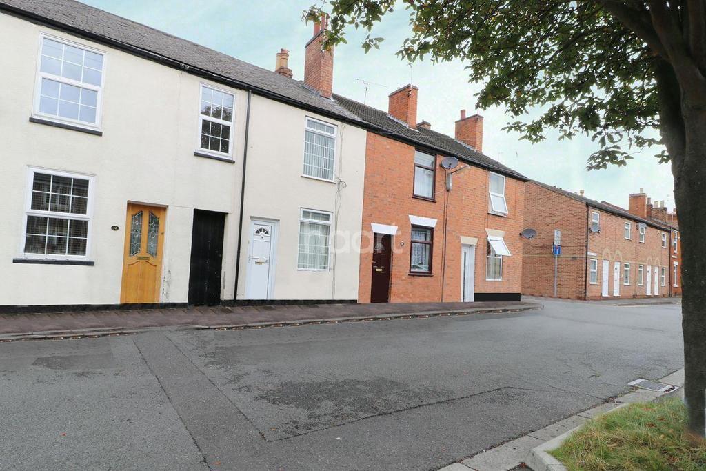2 Bedrooms Terraced House for sale in Whitfield Street, Newark