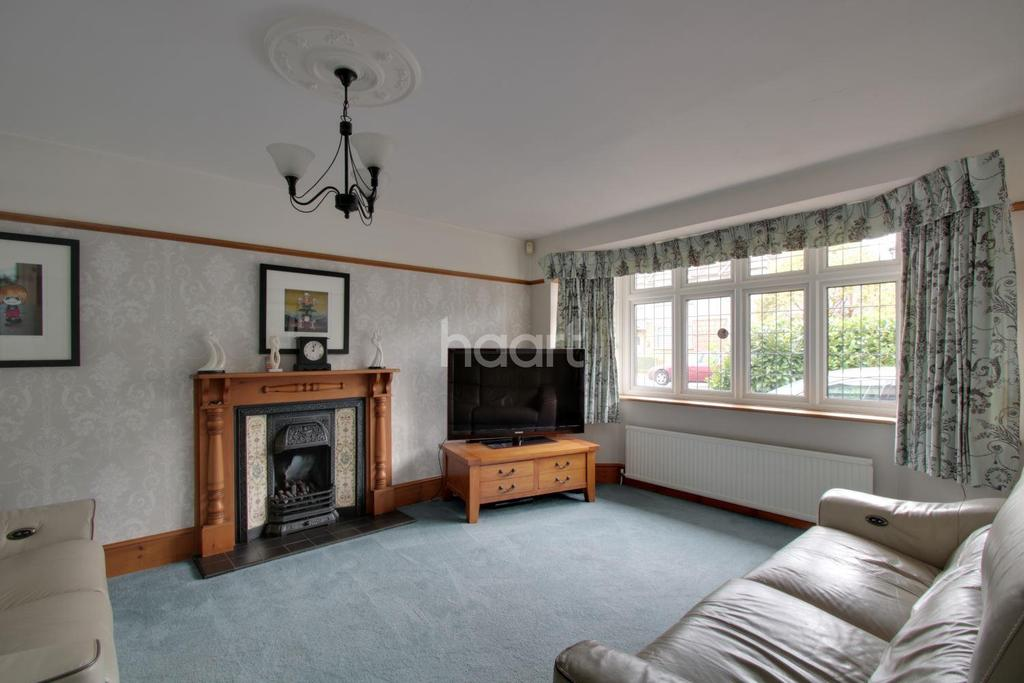 4 Bedrooms Detached House for sale in Athelstan Road, Harold Wood