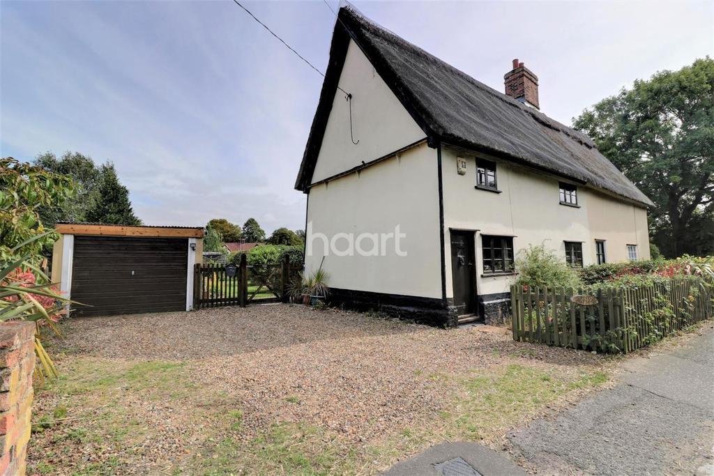 3 Bedrooms Cottage House for sale in Garboldisham Road, East Harling