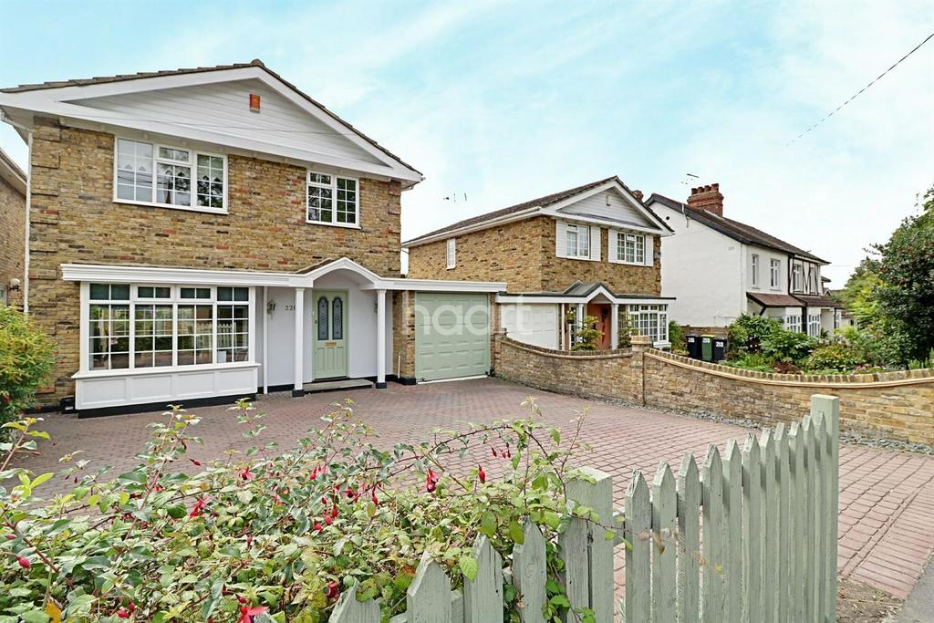4 Bedrooms Detached House for sale in Hockley Road, Rayleigh