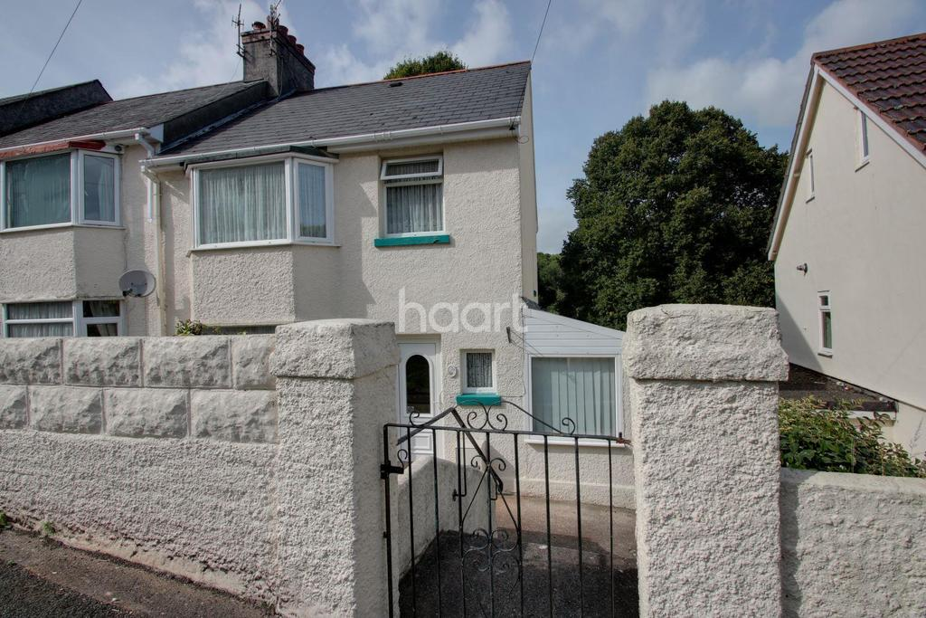 3 Bedrooms End Of Terrace House for sale in The Reeves Road, Torquay