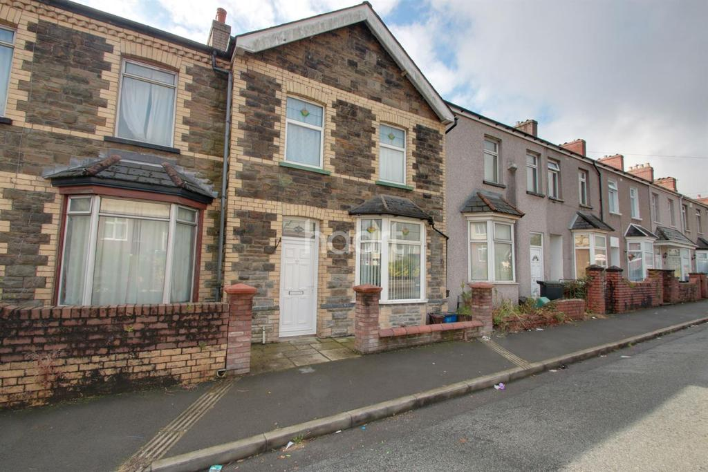 2 Bedrooms Terraced House for sale in Christchurch Road, Christchurch, Newport