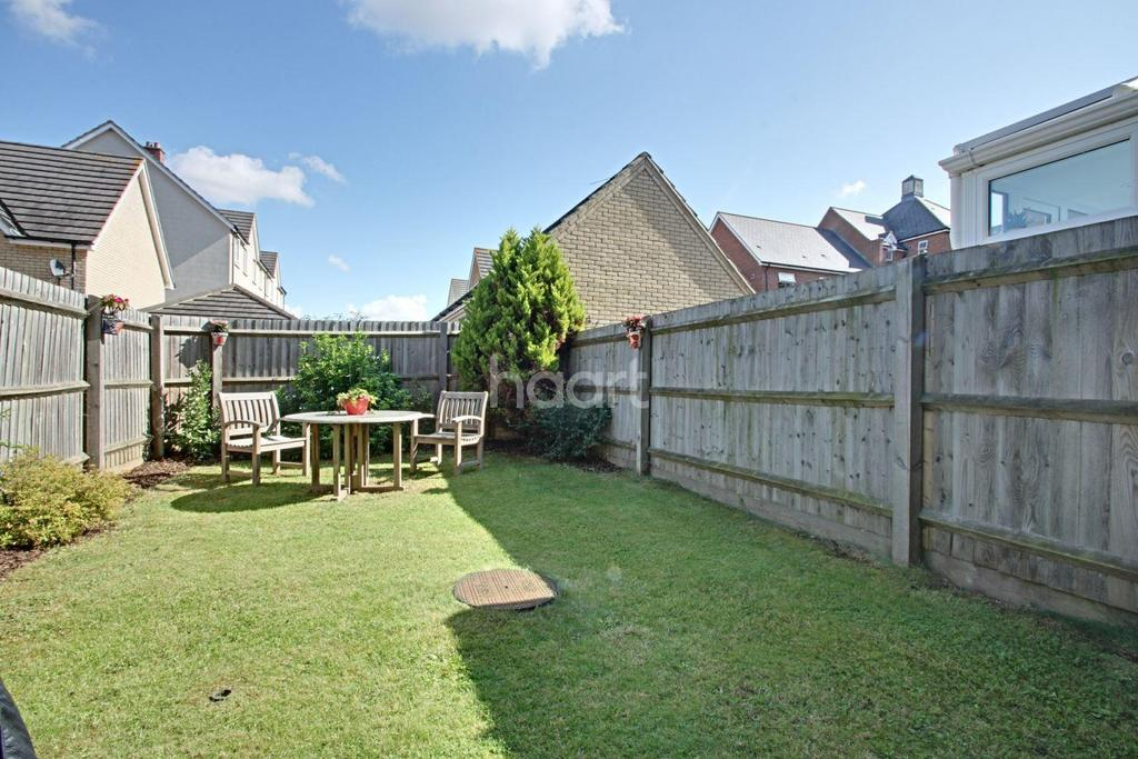 4 Bedrooms End Of Terrace House for sale in Halcyon Close, Witham, CM8