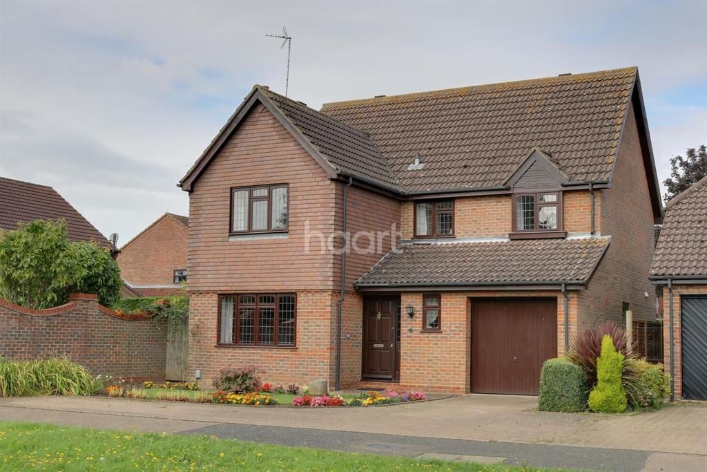 4 Bedrooms Detached House for sale in Sparrowgate Road, Walsoken