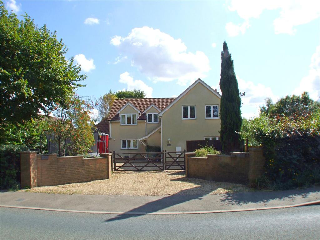 5 Bedrooms Detached House for sale in Main Road, Deeping St. Nicholas, Spalding, Lincolnshire, PE11
