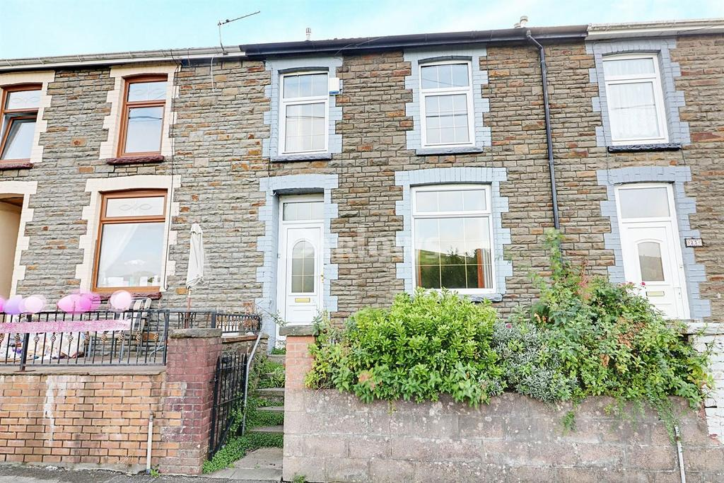 2 Bedrooms Terraced House for sale in Heath Terrace, Porth