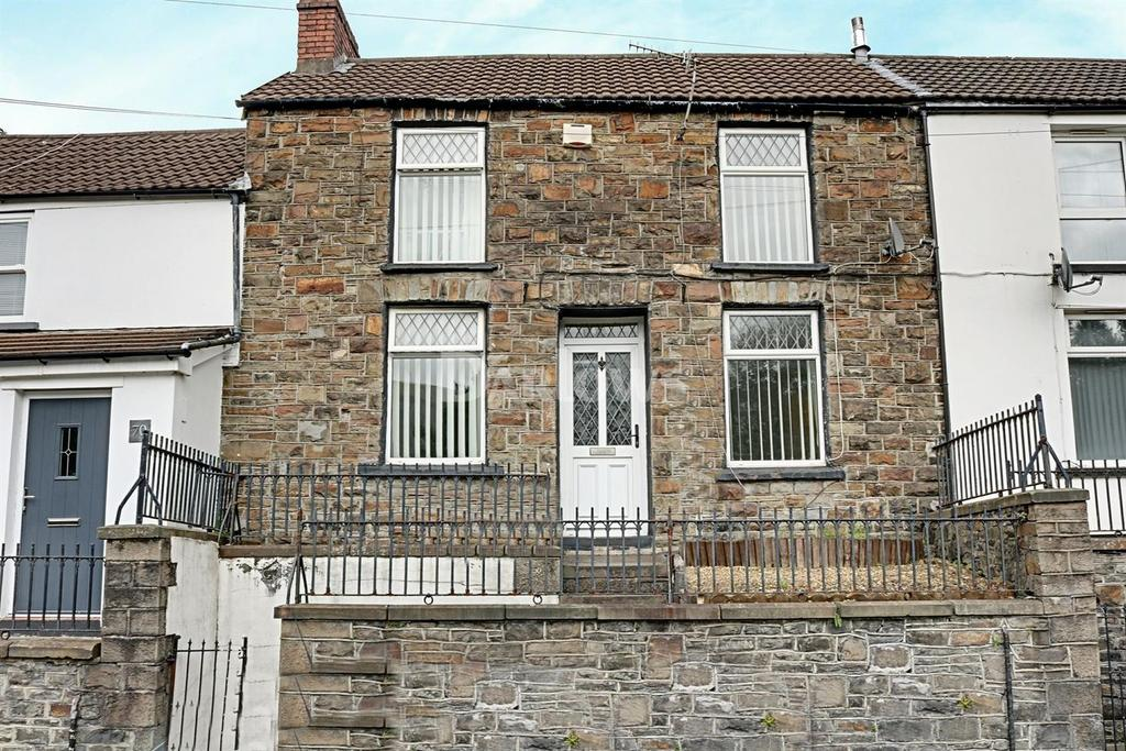 2 Bedrooms Terraced House for sale in Ystrad Rd, Pentre