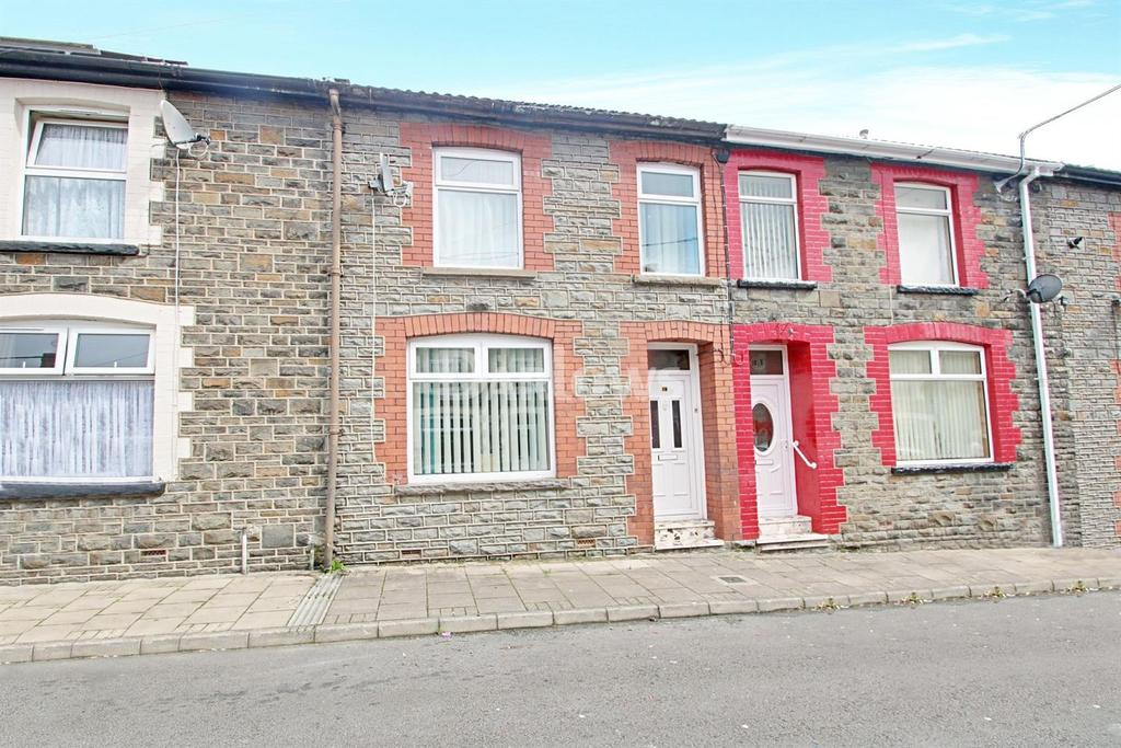3 Bedrooms Terraced House for sale in Arnold street, Mountain Ash