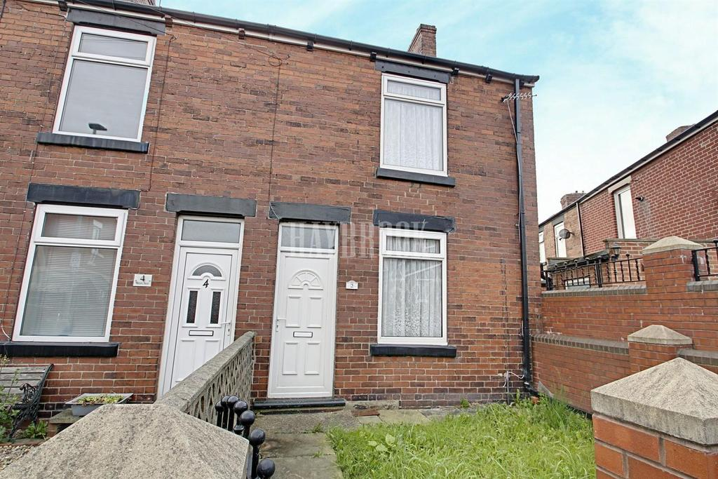 2 Bedrooms End Of Terrace House for sale in West Avenue, Royston
