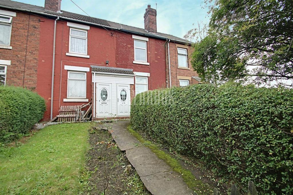 2 Bedrooms Terraced House for sale in Park Lane, Thrybergh