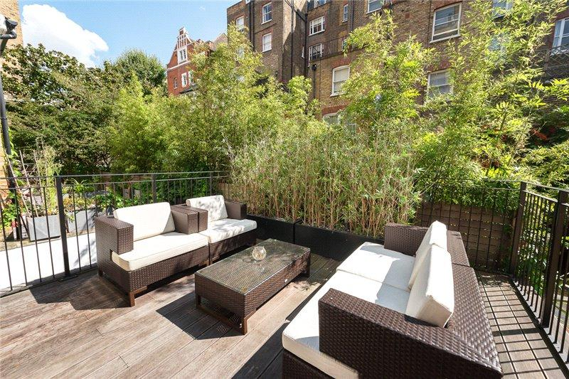 2 Bedrooms Flat for sale in Courtfield Gardens, London, SW5