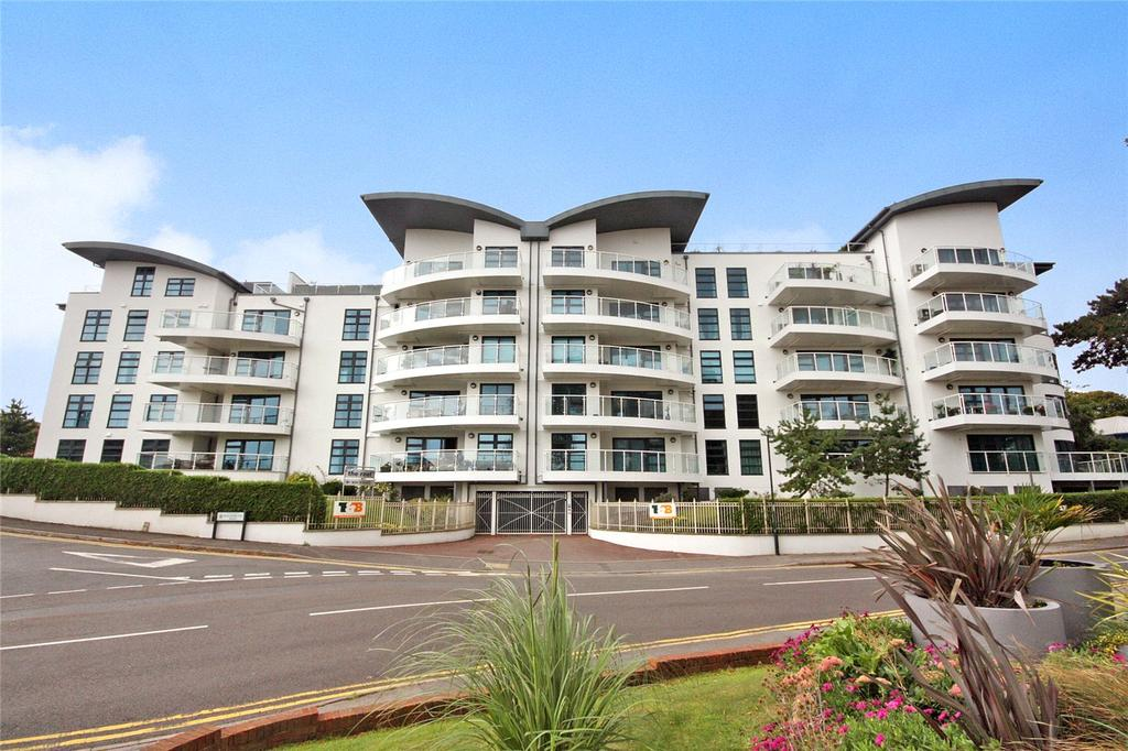 3 Bedrooms Penthouse Flat for sale in The Reef, 16 Boscombe Spa Road, Bournemouth, Dorset, BH5