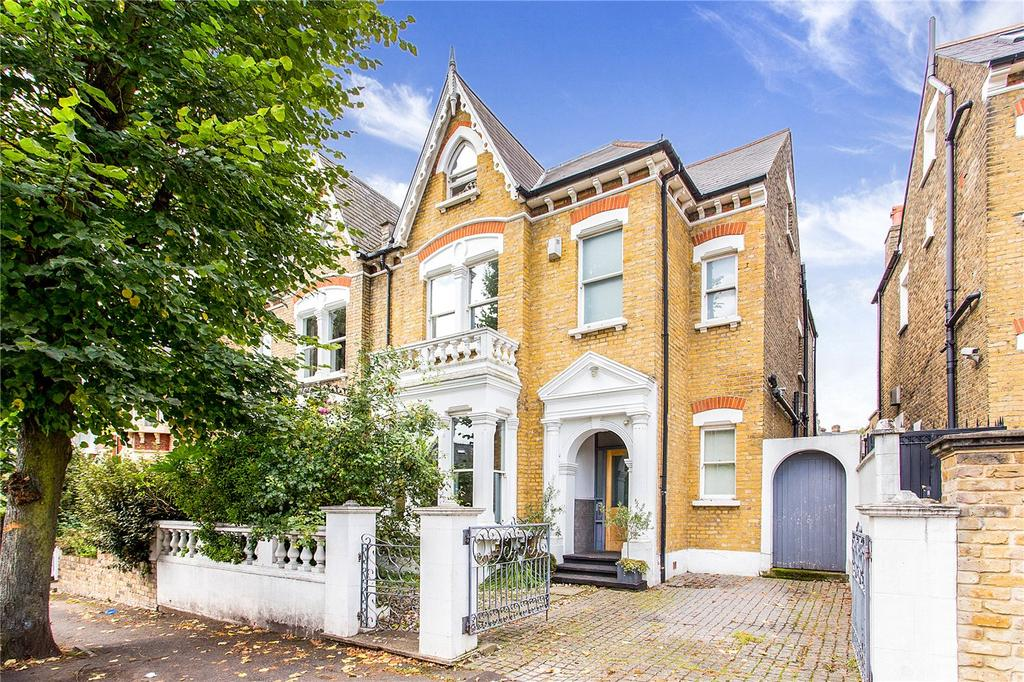 5 Bedrooms Semi Detached House for sale in Granville Road, London, N4