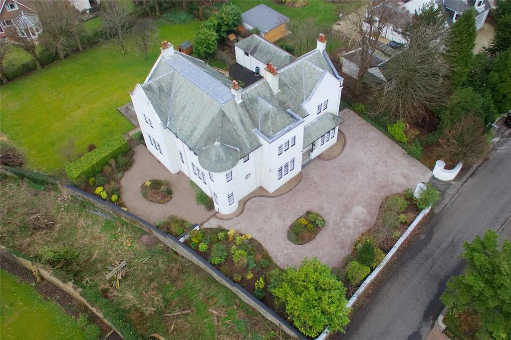 5 Bedrooms Detached House for sale in Beaufort, Tandlehill Road, Kilbarchan, Renfrewshire