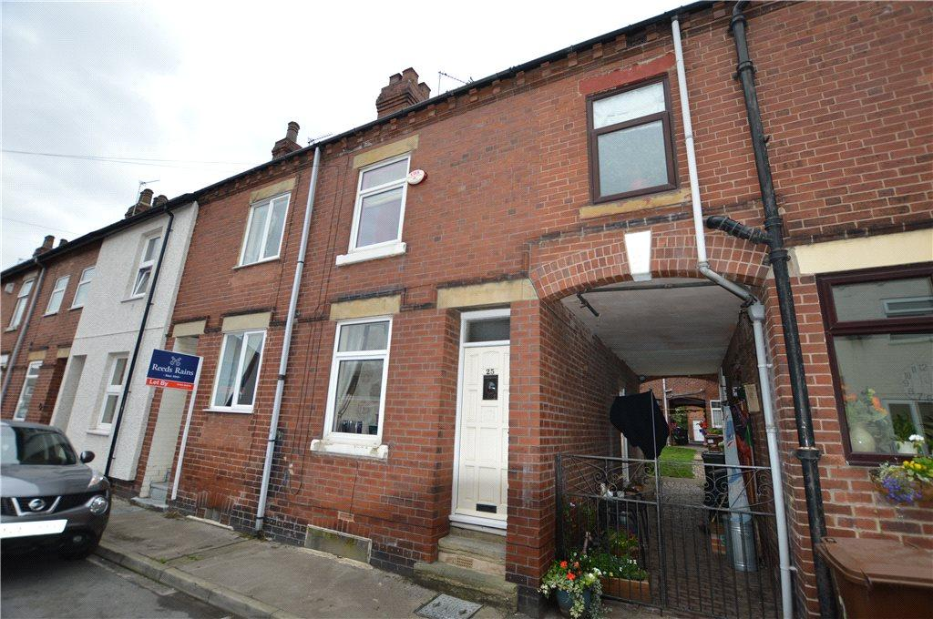 2 Bedrooms Terraced House for sale in Brook Street, Altofts, Normanton, West Yorkshire