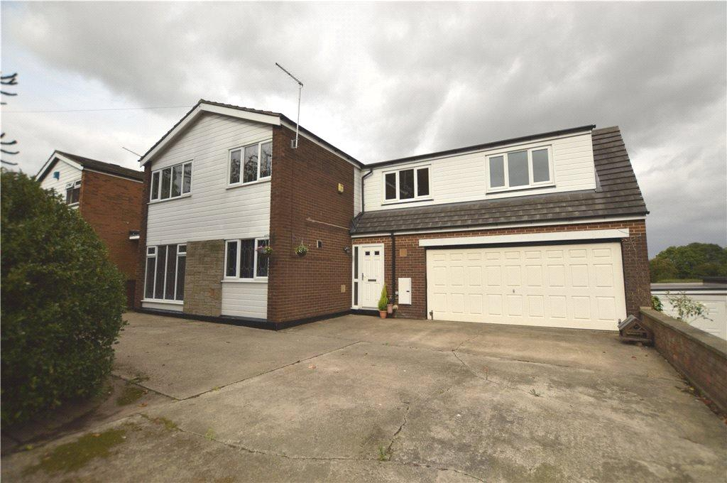 4 Bedrooms Detached House for sale in Leeds Road, Methley, Leeds, West Yorkshire