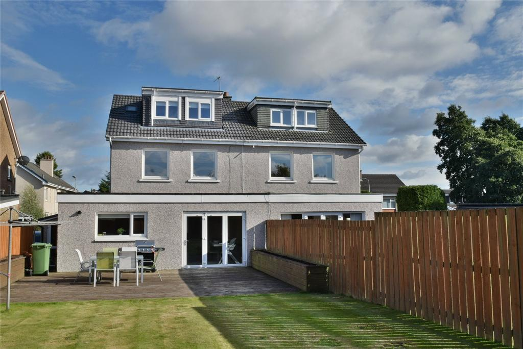 4 Bedrooms Semi Detached House for sale in Kirkstall Gardens, Bishopbriggs, Glasgow