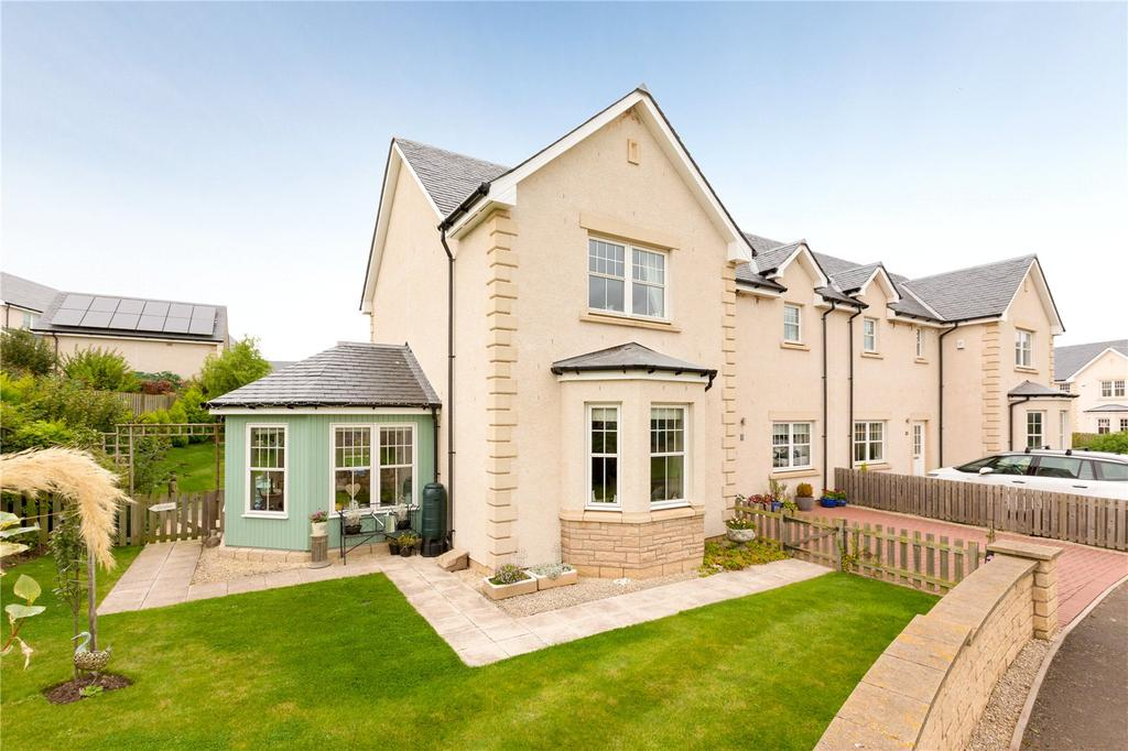 3 Bedrooms Semi Detached House for sale in Grange Loaning, Castle Terrace, Berwick Upon Tweed, Northumberland