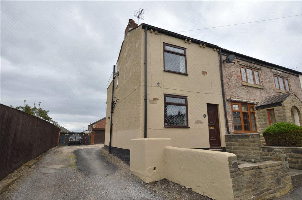 2 Bedrooms Terraced House for sale in Thornhill Road, Middlestown, Wakefield, West Yorkshire