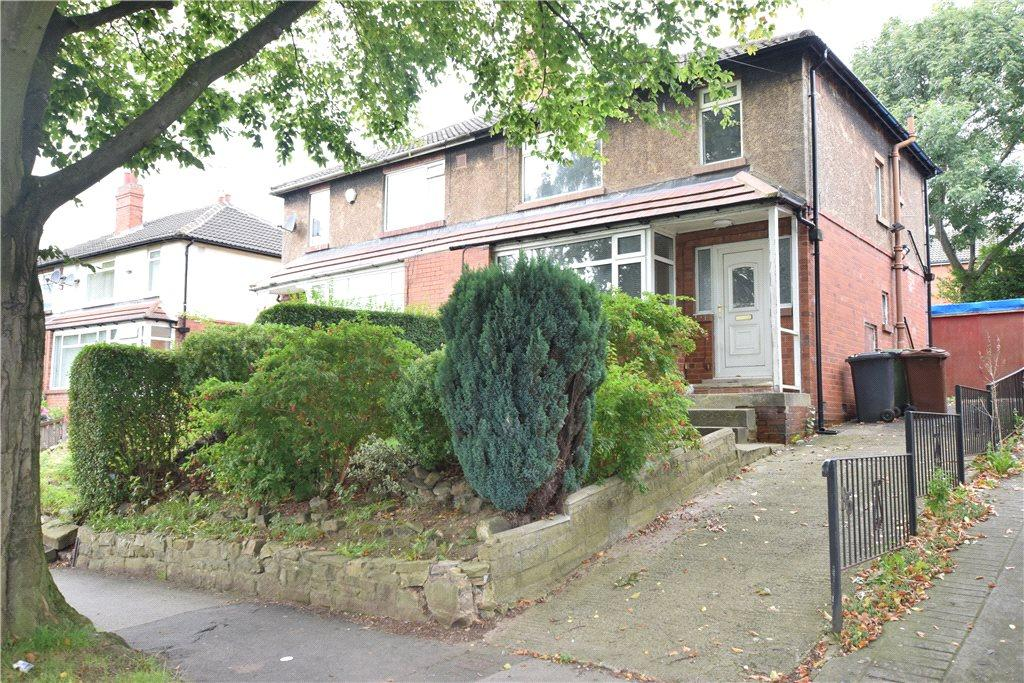 3 Bedrooms Semi Detached House for rent in Stainbeck Road, Leeds, West Yorkshire