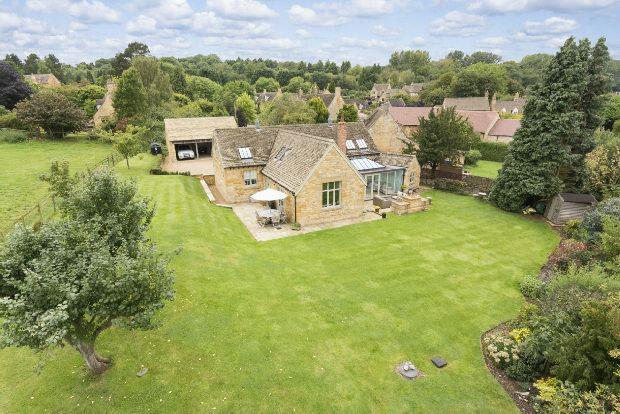 4 Bedrooms Detached House for sale in Aston Magna, Moreton-in-marsh