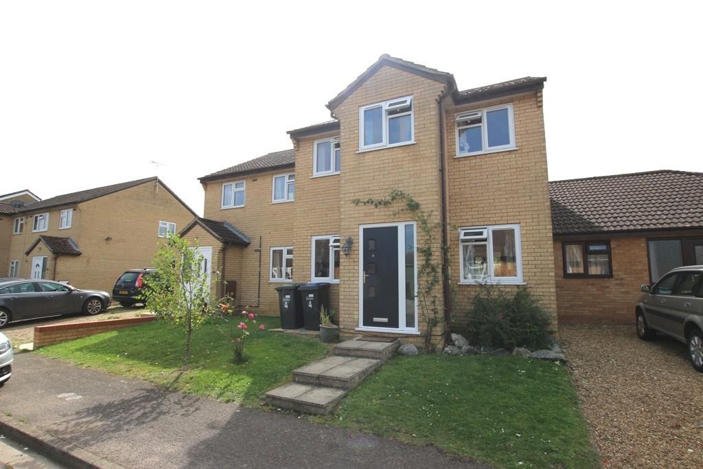 3 Bedrooms Terraced House for sale in Sandys Crescent, Littleport