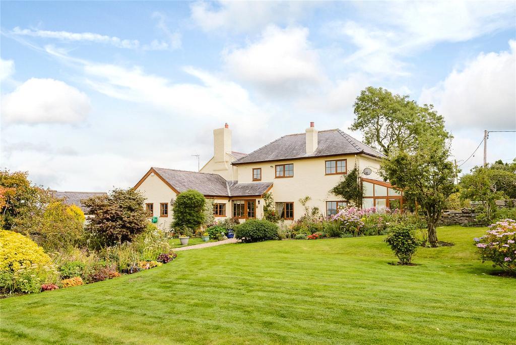 4 Bedrooms Detached House for sale in Ffordd Top Y Rhos, Treuddyn, Mold, Clwyd