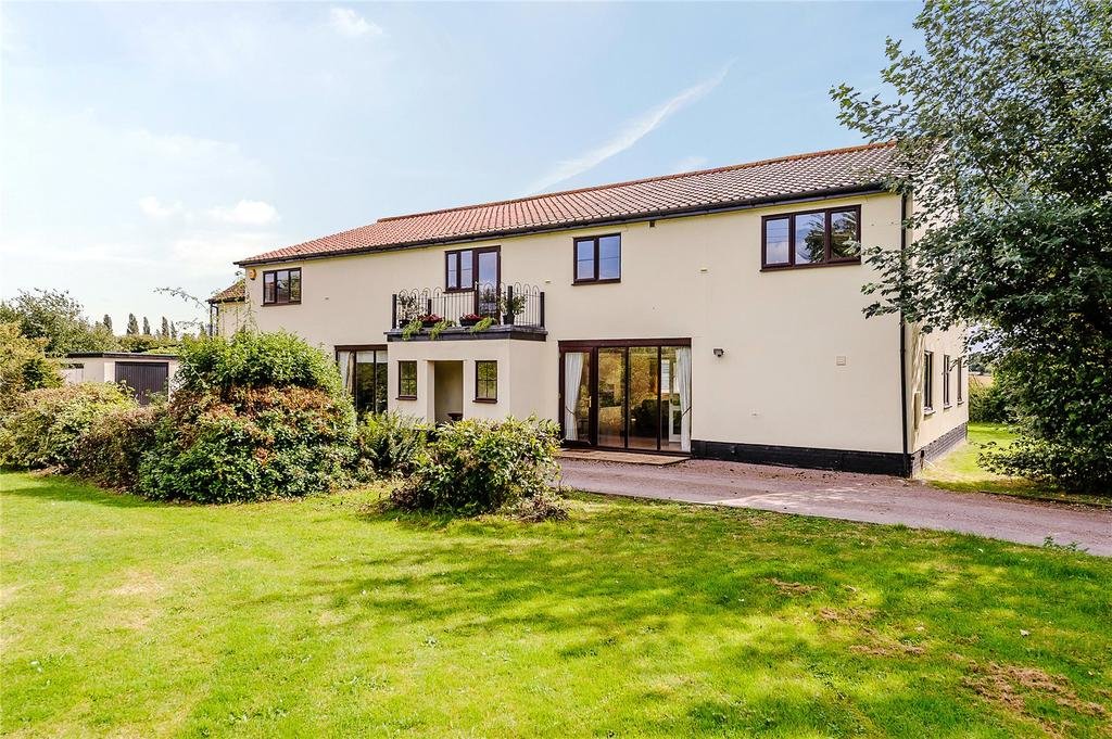 Cranley Green Eye Suffolk 7 Bed Detached House For Sale 725 000