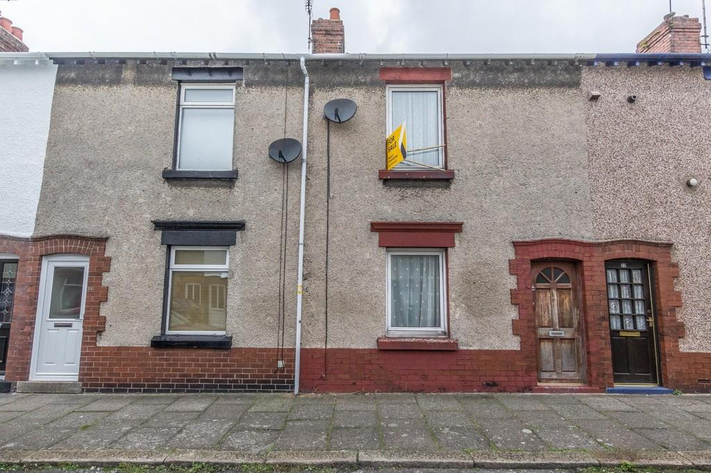 2 Bedrooms Terraced House for sale in Liverpool Street, Walney, Barrow-In-Furness