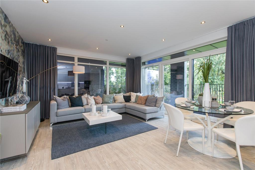 2 Bedrooms Flat for sale in Plot 12, Mosaics, Headington, Oxford, OX3